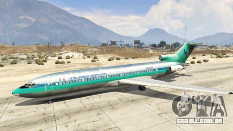 GTA 5 Boeing 727-200 segundo screenshot