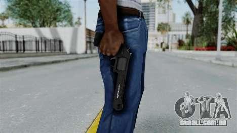 GTA 5 Heavy Revolver - Misterix 4 Weapons para GTA San Andreas terceira tela