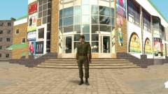 Soldados das forças armadas
