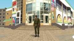 Soldados das forças armadas para GTA San Andreas