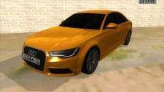 Audi A6 2012 para GTA San Andreas