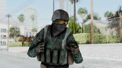 Counter Strike Source Custom Urban Model para GTA San Andreas