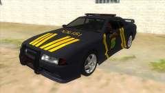 Elegy NR32 Police Edition Grey Patrol