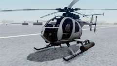 Makarovs Private MD-500 para GTA San Andreas