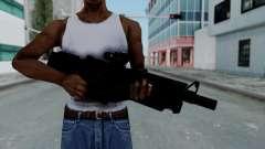 Kusanagi ACR-10 Assault Rifle para GTA San Andreas