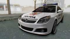 Opel Vectra 2005 Policia