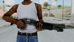 GTA 5 Pump Shotgun para GTA San Andreas