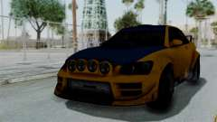 GTA 5 Karin Sultan RS Rally PJ