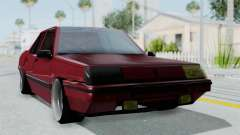 Proton Iswara 1985 Advanced para GTA San Andreas