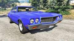 Buick Skylark GSX 1970