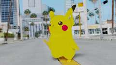 Dancing Pokemon Band - Pikachu para GTA San Andreas