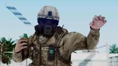 Crysis 2 US Soldier 9 Bodygroup A para GTA San Andreas