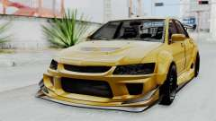 Mitsubishi Lancer Evolution IX MR Edition para GTA San Andreas