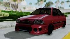 Kia 131 SX Full Tuning