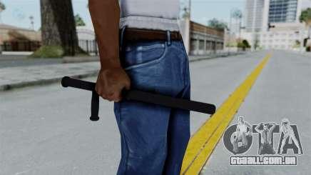 GTA 5 Night Stick para GTA San Andreas