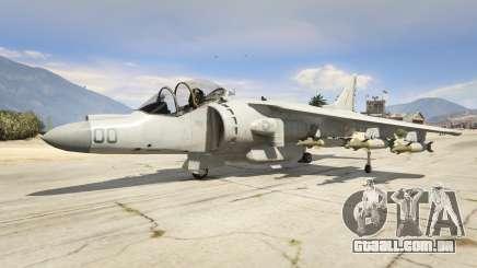 McDonnell Douglas AV-8B Harrier II para GTA 5