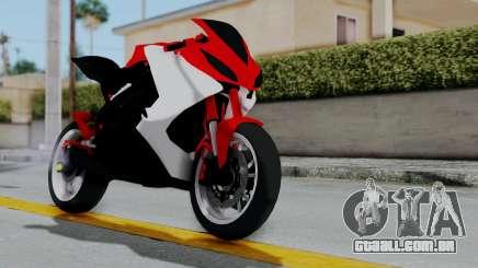 Yamaha YZF-R25 YoungMachine Concept para GTA San Andreas