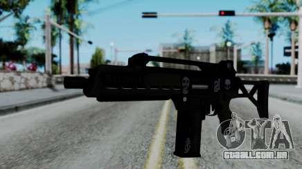 G36k from GTA 5 para GTA San Andreas