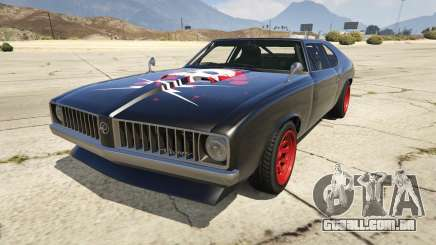 Death Proof Stallion para GTA 5