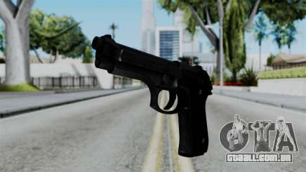 No More Room in Hell - Beretta 92FS para GTA San Andreas