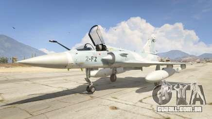 Dassault Mirage 2000-5 para GTA 5