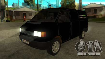 VW T4 Mrtvačka rodas para GTA San Andreas