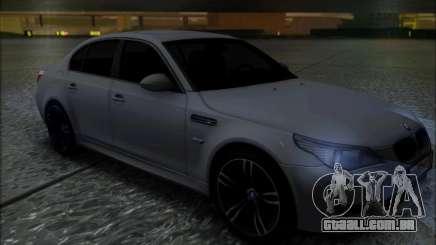 BMW M5 E60 para GTA San Andreas