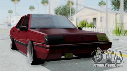 Proton Iswara 1985 Advanced para GTA San Andreas
