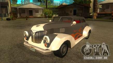 GTA LCS Thunder-Rodd para GTA San Andreas