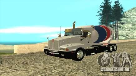 T600 Kenworth Caminhão De Cimento para GTA San Andreas