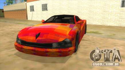 GTA 3 Cheetah ZTR para GTA San Andreas