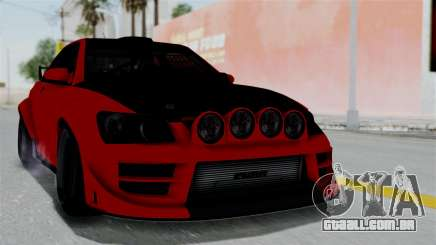 GTA 5 Karin Sultan RS Rally para GTA San Andreas