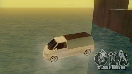 Volkswagen T4 Caravelle 35 Xícara (1997) [Вездеход] para GTA San Andreas