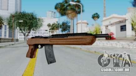 M1 Enforcer para GTA San Andreas
