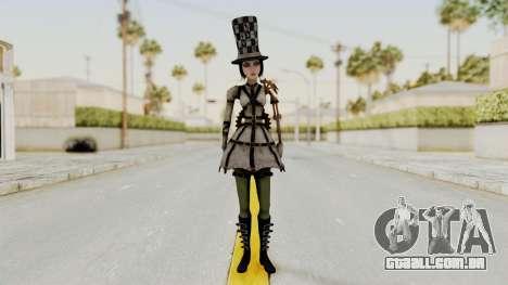 Alice LBL Hattress Returns para GTA San Andreas segunda tela