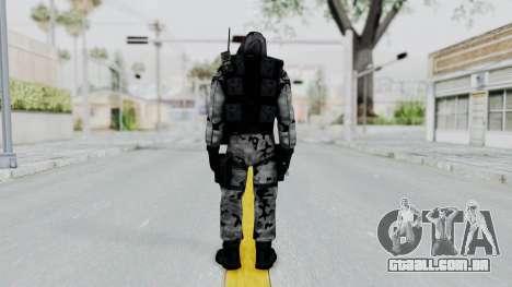 Hodeed SAS 7 para GTA San Andreas terceira tela