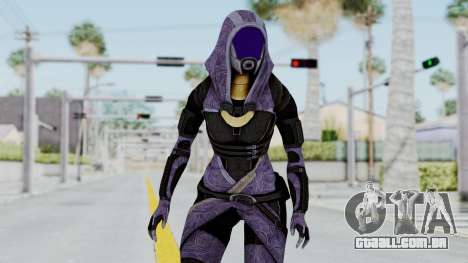Mass Effect 3 Tali Zorah Vas Normandy para GTA San Andreas