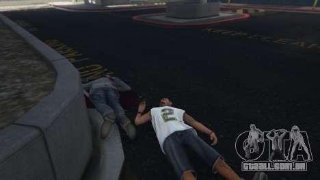 GTA 5 More crime mod 1.1a terceiro screenshot