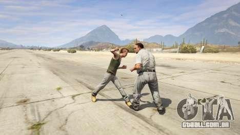 More crime mod 1.1a para GTA 5