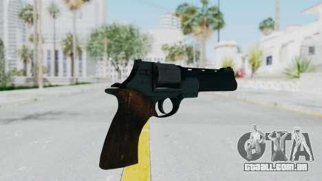 Mateba para GTA San Andreas terceira tela