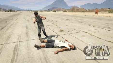 GTA 5 More crime mod 1.1a segundo screenshot
