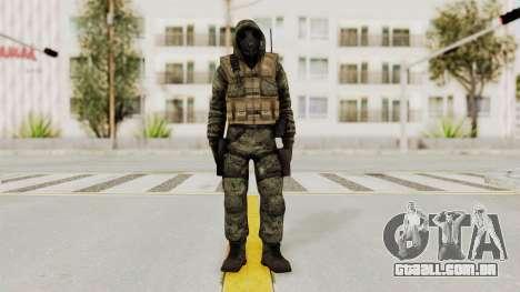 Hodeed SAS 11 para GTA San Andreas segunda tela