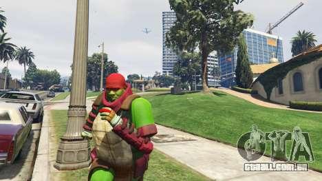 GTA 5 Teenage mutant ninja turtles segundo screenshot