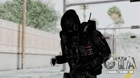 Hodeed SAS 1 para GTA San Andreas