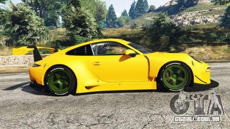 GTA 5 Ruf RGT-8 vista lateral esquerda