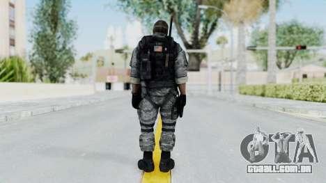 Battery Online Soldier 4 v1 para GTA San Andreas terceira tela