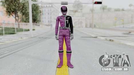 Power Rangers S.P.D - Pink para GTA San Andreas segunda tela