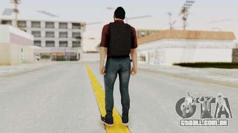GTA Online Skin Random 10 para GTA San Andreas terceira tela