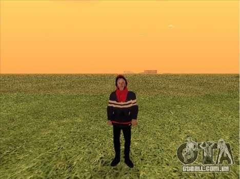 PHARAON para GTA San Andreas segunda tela
