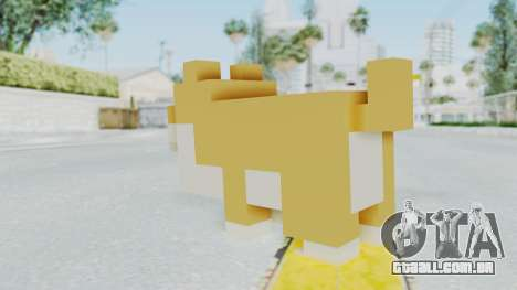 Crossy Road - Doge para GTA San Andreas terceira tela